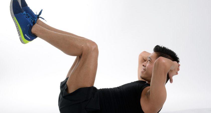 Solidne mięśnie brzucha – 3 najlepsze ćwiczenia