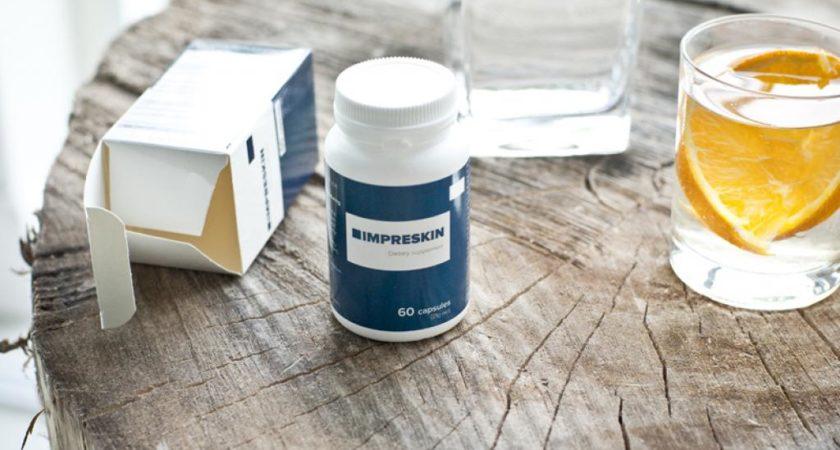 IMPRESKIN tabletki na zmarszczki – opinie, efekty, cena, skład