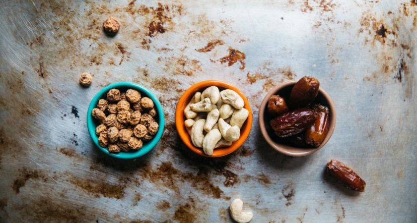 5 pomysłów na fit przekąski