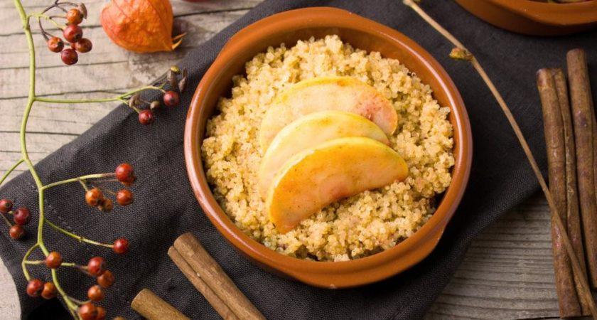 Quinoa w diecie – właściwości odżywcze