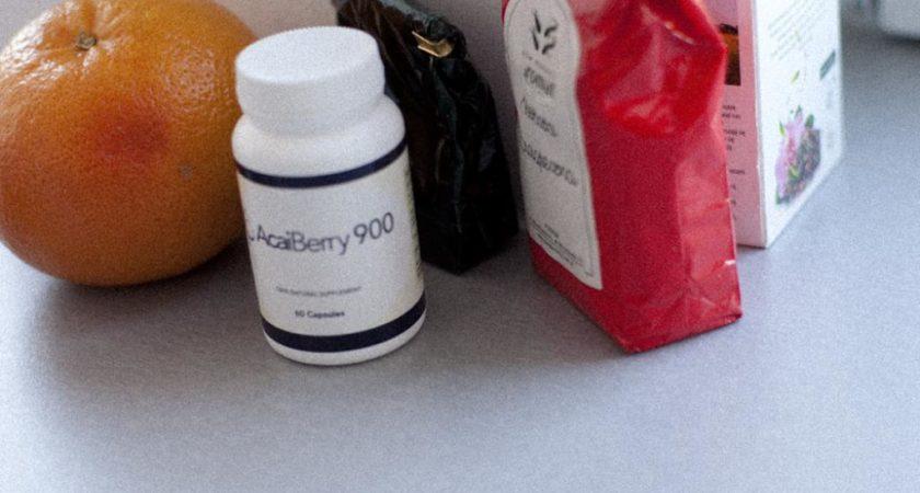 ACAI BERRY 900 – naturalny preparat odchudzający – opinie, cena, dawkowanie