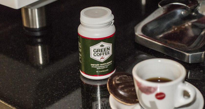 GREEN COFFEE PLUS – preparat z zieloną kawą na odchudzanie – stosowanie, skład, cena