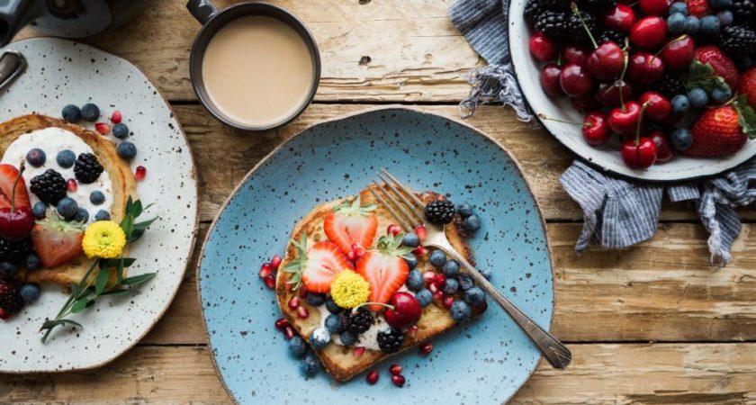 Fit śniadanie (w mniej niż 8 minut)