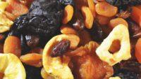 Suszone owoce a dieta – odchudzają, czy tuczą?