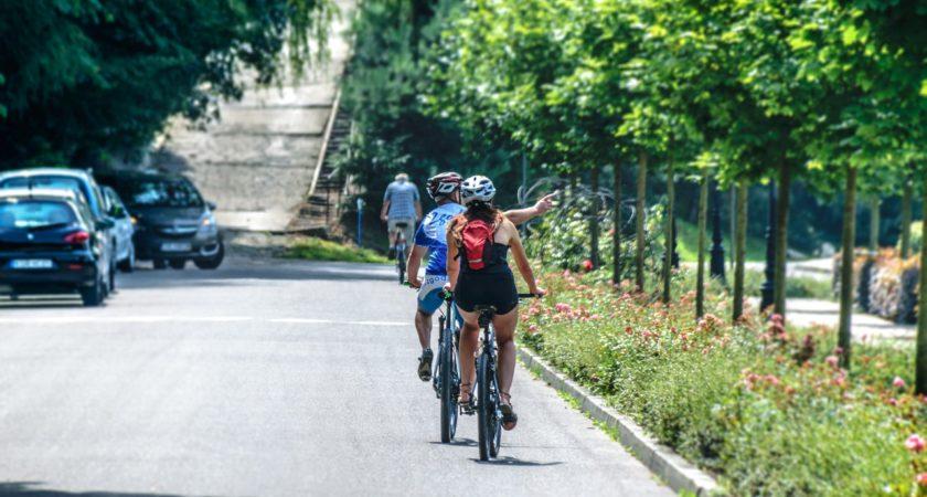 Letnie sporty w miejskiej dżungli